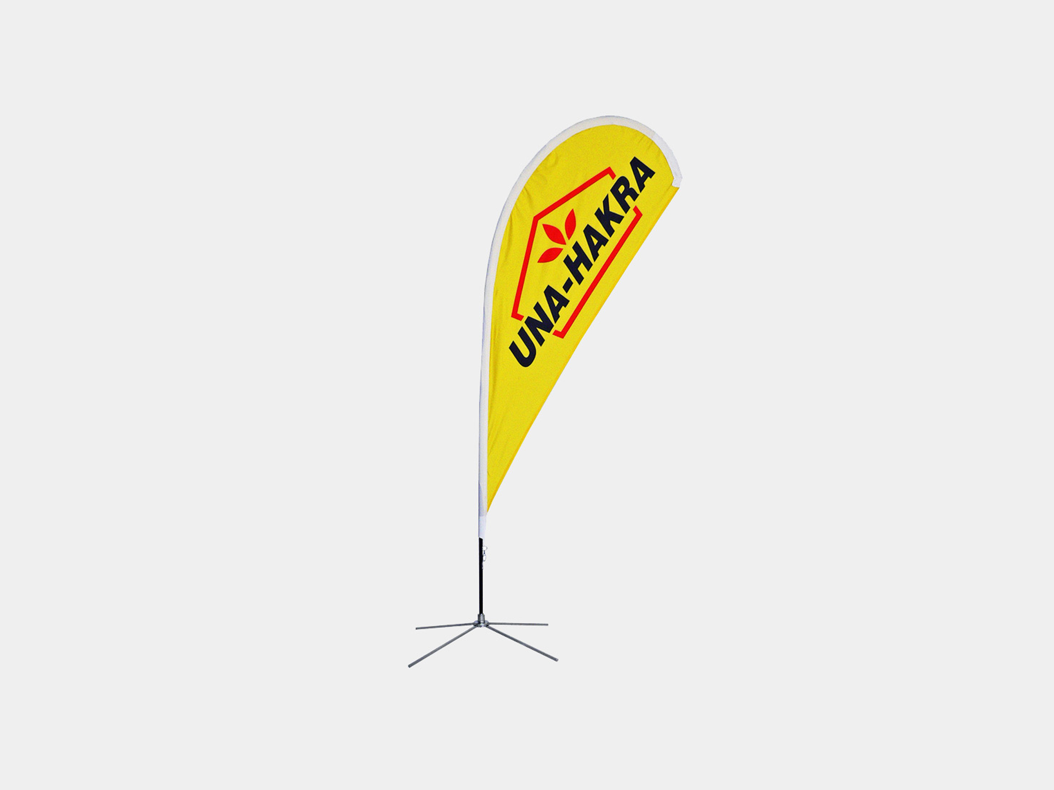 Outdoor Banner isyFlag, Beachflag, Flagge